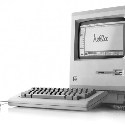 Macintosh 128K (Apple 1984р.)