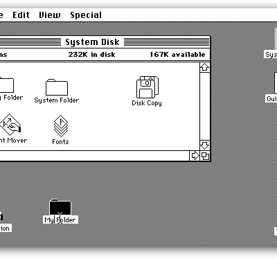 Apple System 1