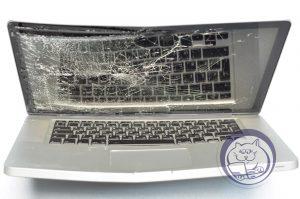 Ремонт MacBook після падіння