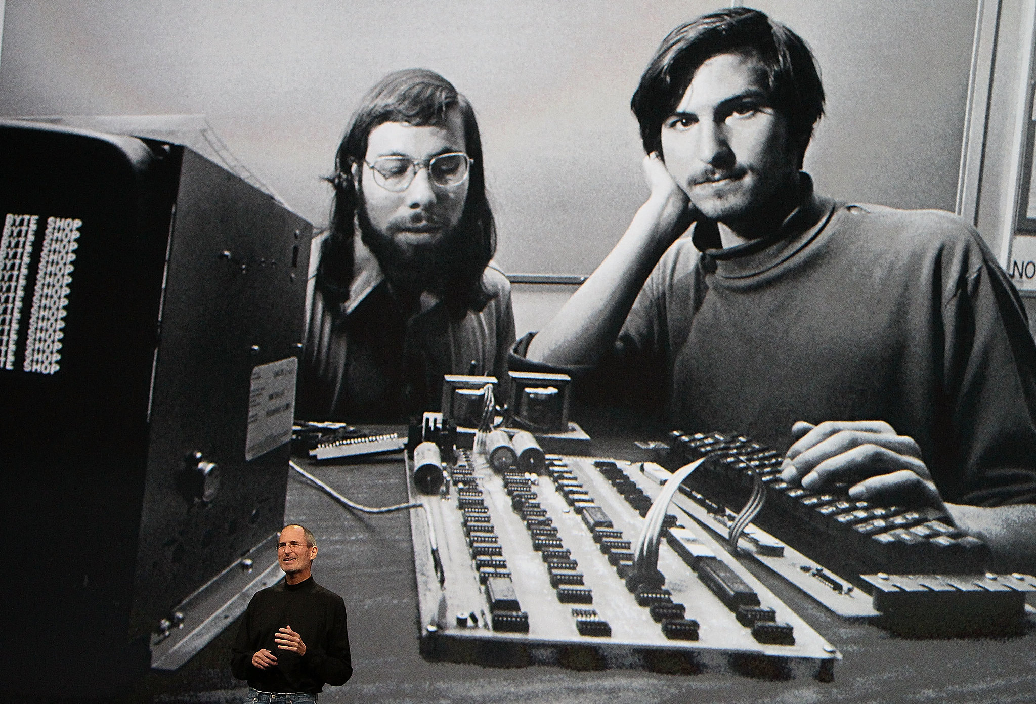 the inception and history of the apple computer corporation Ibm's first 100 years: a heavily illustrated timeline of its time as a modern corporation comes to mean every personal computer not produced by apple.