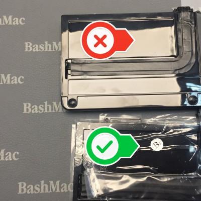 Оригінальна батарея на MacBook. Як відрізнити підробку?