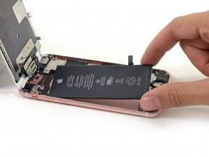 Заміна батареї на iPhone.