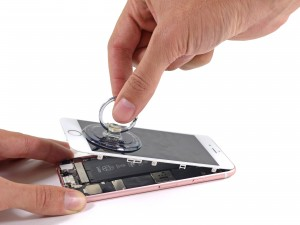 Заміна екрану на iPhone. Заміна захистного скла на iPhone.