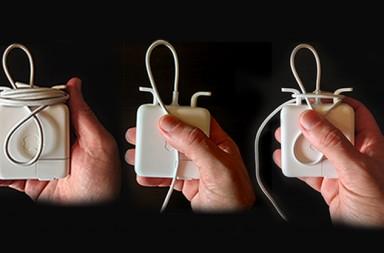 Як правильно змотувати зарядний пристрій MagSafe