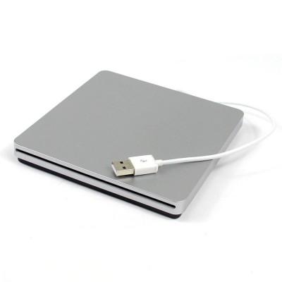 А для SuperDrive існує спецільний карман для підключення зовні через USB