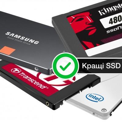 Кращі SSD для MacBook та iMac
