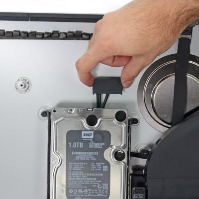 """Заміна жосткого диску 3.5"""" в iMac 27"""" 2012, 2013, 2014,2015"""
