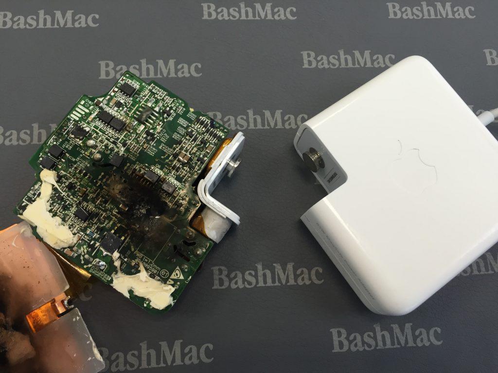 Ремонт блока живлення MagSafe