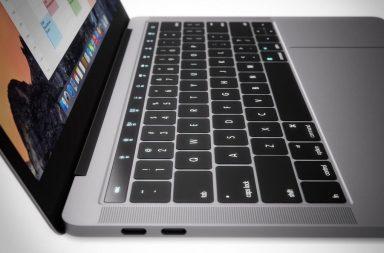 Анонс новий MacBook Pro