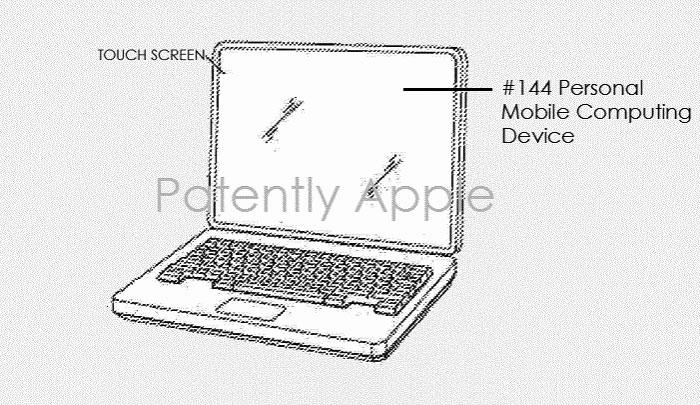 сенсорный MacBook