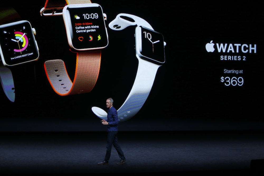 Apple Watch 2 фото