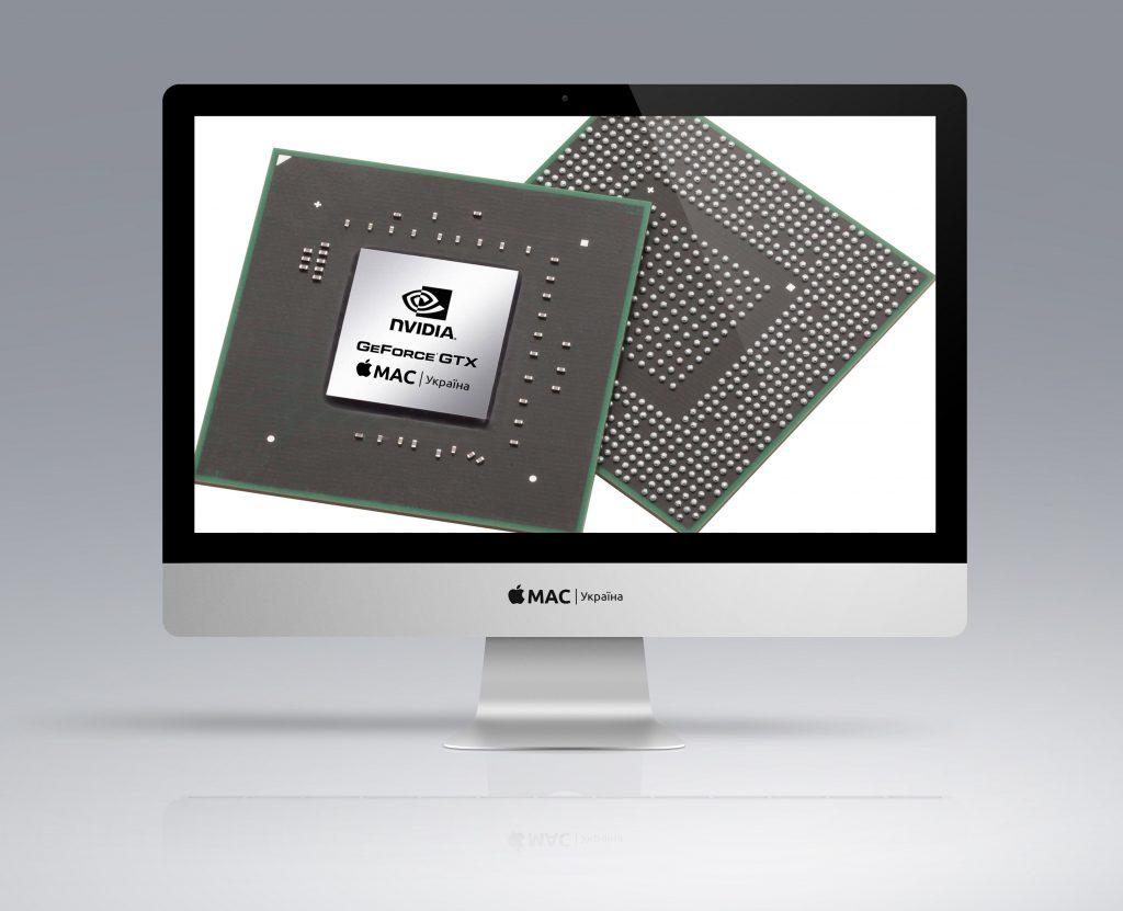 Заміна відеочіпа на відеокарті від iMac