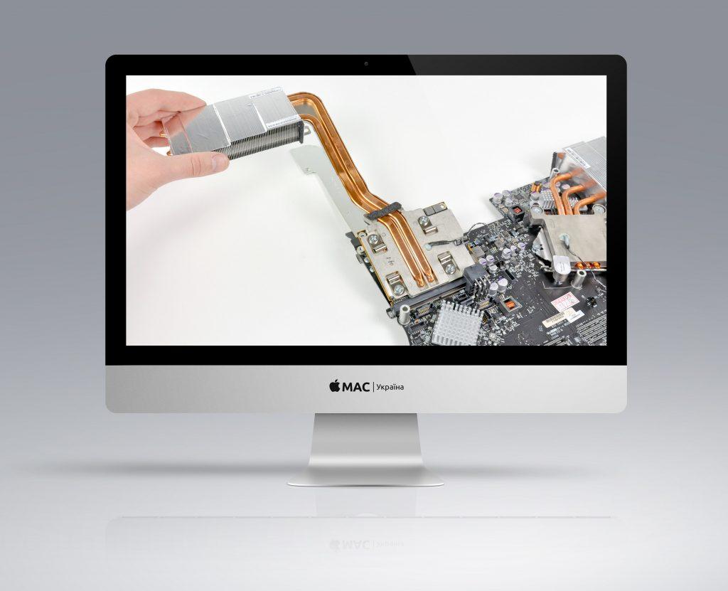 Заміна відеокарти на iMac