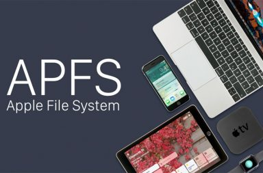 Про файлову систему APFS