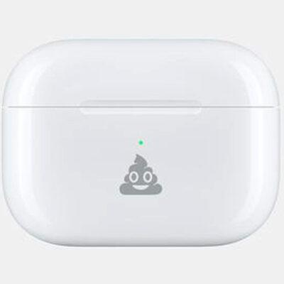 Гравіювання на AirPods від Apple