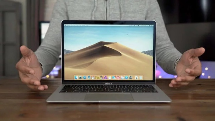 Характеристики MacBook Air 2020