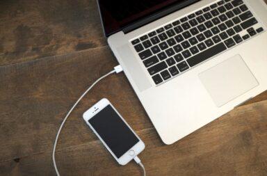 Mac не видит подключенного iPhone