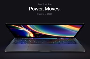 "Характеристики MacBook Pro 13"" Touch Bar (2020)"