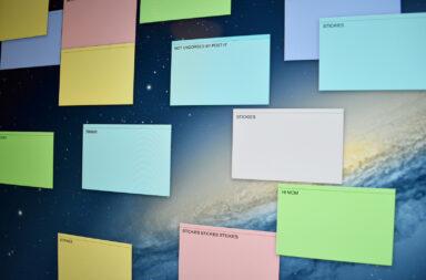 Как найти стикеры в macOS Catalina