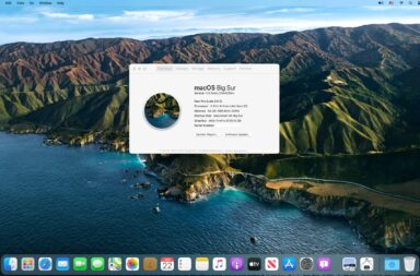 установка macOS Big Sur Beta