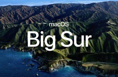 що означає назва macOS Big Sur