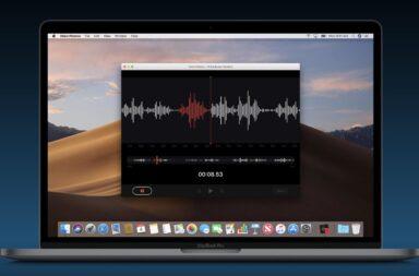 Запись звука на Мак