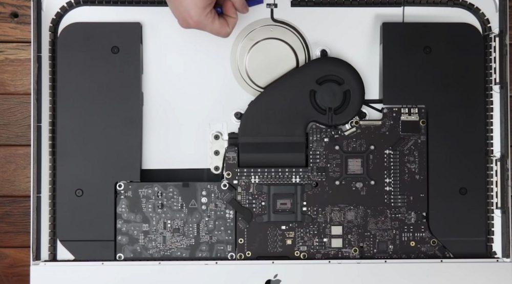 Розборка iMac 27 2020