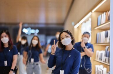 Apple-Face-Mask