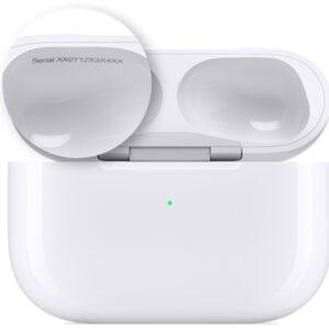 обмен наушников Apple AirPods