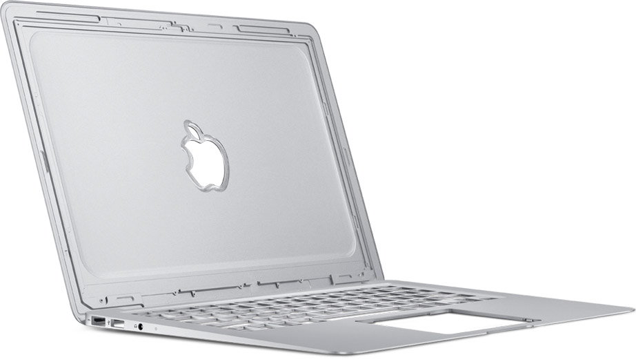 технология Unibody MacBook