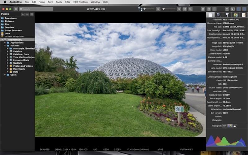 программы для просмотра фото на Mac