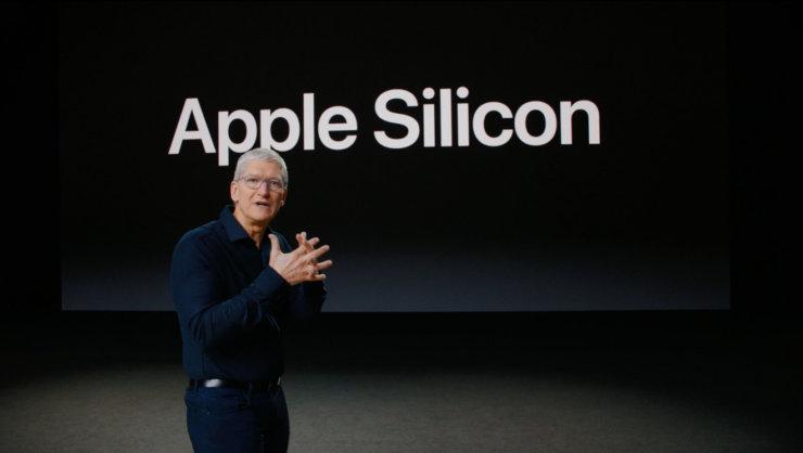 анонс нових Макбук с Епл Сілікон
