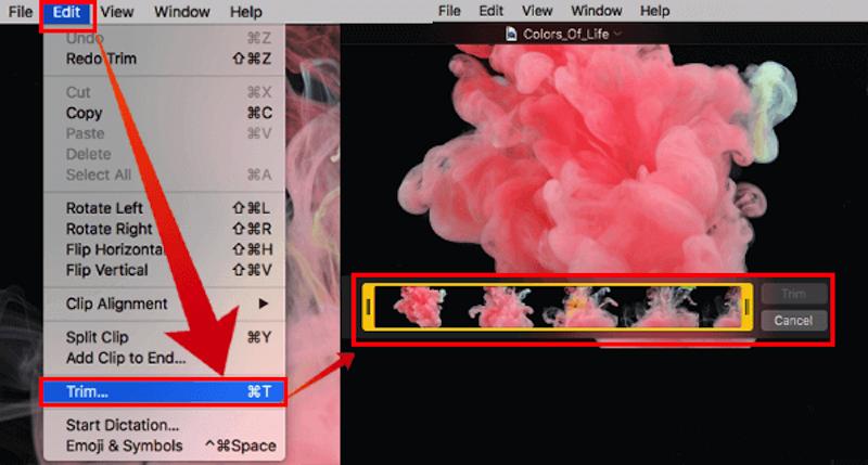 Просте редагування відео на Мак