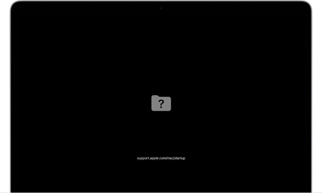 Что означают значки на экране Мак при загрузке