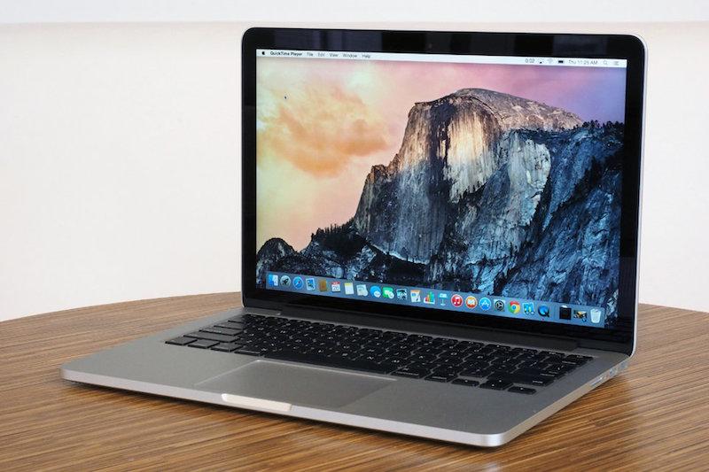 Лучшие модели MacBook Pro Retina и Touch Bar