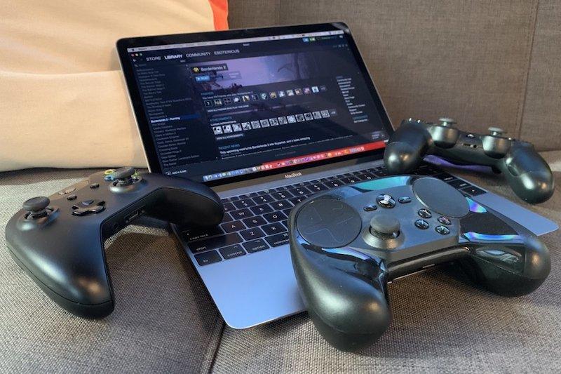 можно ли играть на Мак в игры
