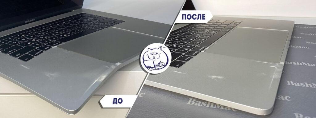 Самые хардкорные, тяжелые поломки MacBook