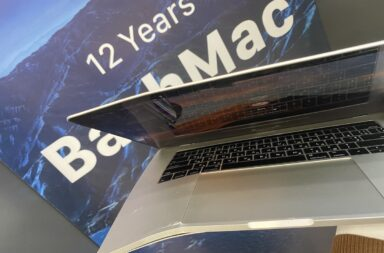 Деформация корпуса MacBook