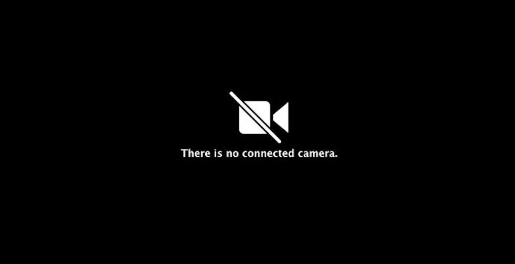 не работает камера Макбук