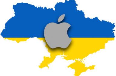 Apple офіційно в Україні