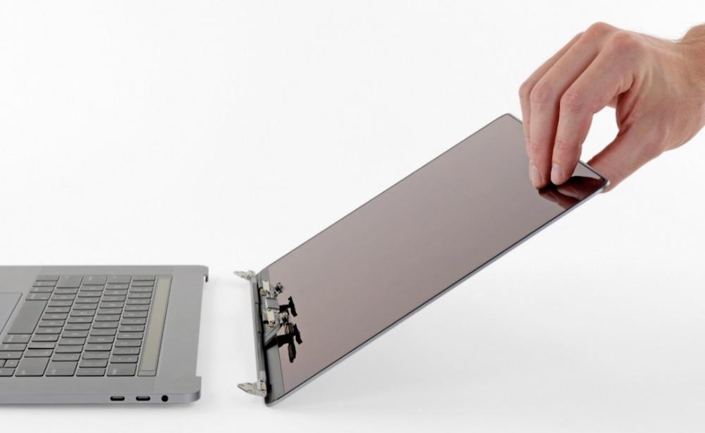 ремонт дисплея MacBook в Киеве