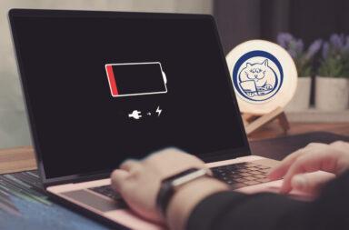 Быстро разряжается батарея на MacBook Pro